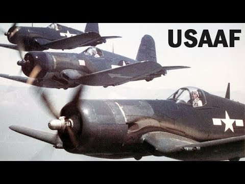 US Army Air Forces Around The World | WW2 Era OSS Documentary | 1944