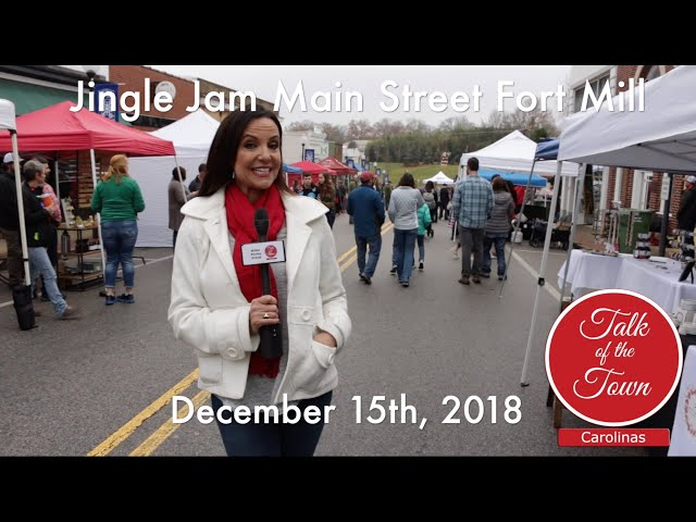 Jingle Jam Fort Mill Main Street