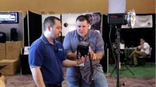 WPPI 2013 Trade Show Photogenic ION Pure Sine Wave Inverter