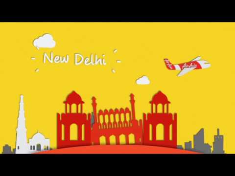 AirAsia India - Early Bird Sale from Rs.99