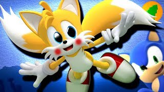 Does Tails Love Sonic