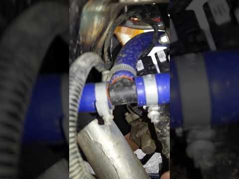 Stels Guepard 650-850 переделал систему охлаждения.