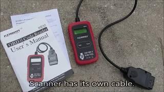 OBD2 OBD Scanner Professional Diagnostic Car Scanner Tool and Car Code Reader