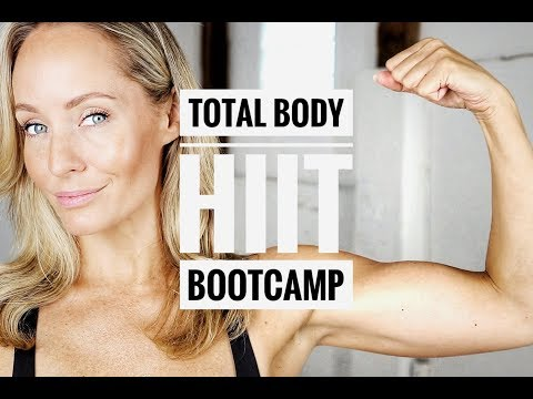 Total Body // HIIT BOOTCAMP Workout