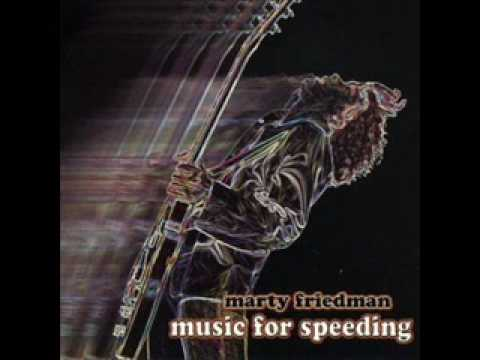 Marty Friedman - Corazon de Santiago