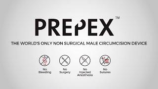 PrePex Non-Surgical Male Circumcision Procedure - 3D Video for adolescent and adult men