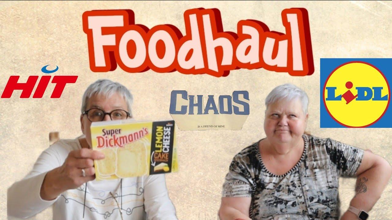 #diedonnerstagsfrauen  trotz Chaos gibt es einen Foodhaul
