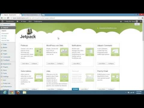 How to use Hashtags and More with Jetpack Publicize