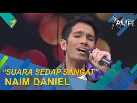 Sesi Jemming | Sedapnya Suara Naim Daniel! | It's Alif!