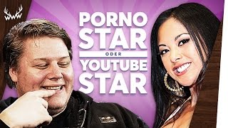 Pornostar oder YouTube-Star? (mit Br4mm3n)