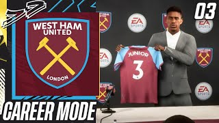 WE SIGNED HIM FROM BARCELONA!!!🤩 - FIFA 21 West Ham Career Mode EP3