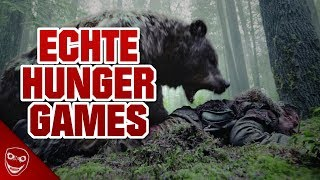 Echte Hunger Games in Russland! ALLES ist erlaubt! Game2 Winter