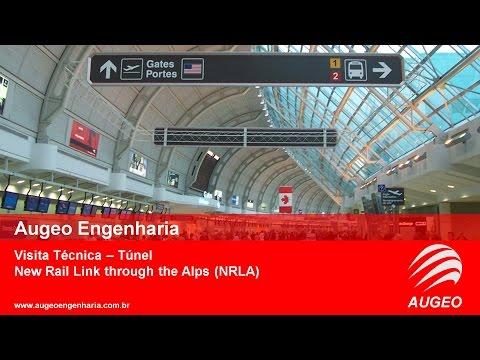 Visita Técnica - Túnel NRLA (New Rail Link through the Alps)