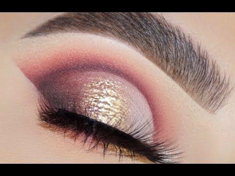 WARM SMOKEY EYE / Perfect Holiday Eye Makeup