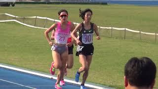新谷仁美選手、復活レース、日体大記録会3000m 2018,6月9日