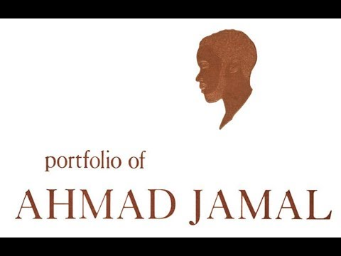 This Can't be Love - Ahmad Jamal