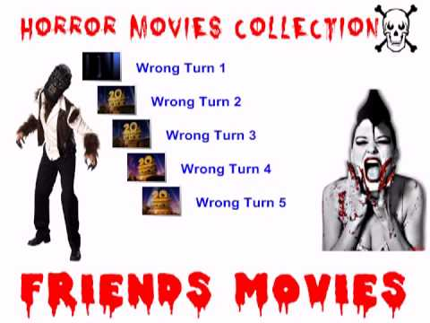 wrong turn 2 dead end horro hollywood full movie