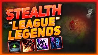Should Stealth Be Removed From The Game? | League of Legends