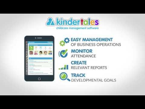 Kindertales Childcare Management Software