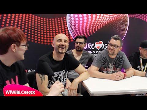 Interview: Voltaj (Romania) @ Eurovision 2015 first rehearsal | wiwibloggs