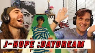 Gambar cover Reaction to J-hope - Daydream 백일몽 // Musicians React to Kpop