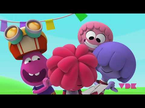 Jelly Jamm English  Grandpa Dodo  Children's animation series  S02   E54 TubeID Co