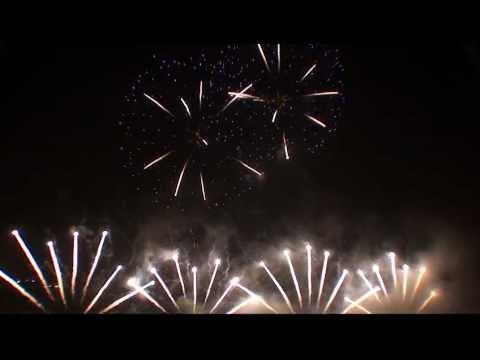 Shanghai Fireworks Festival 2012 - Belgium - CBF Pyrotechnics