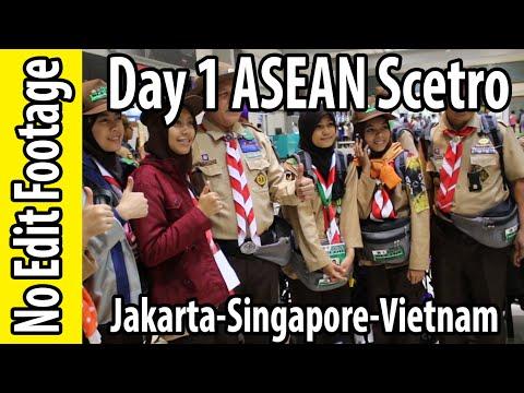 Hari Ke #1 [07 November 2015] - 1st Asean Scetro 2015 Journey [Footage]