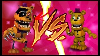 - FNAF WORLD THE RETURN TO NIGHTMARE S FULL VERSION fan game 2018