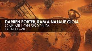 Darren Porter, RAM & Natalie Gioia - One Million Seconds