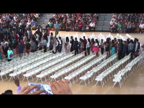 JC's Graduating Class of 2015 Rialto Middle School