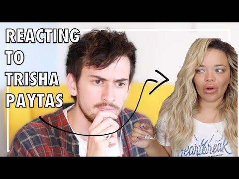 Trans Guy Reacting to Trisha Paytas