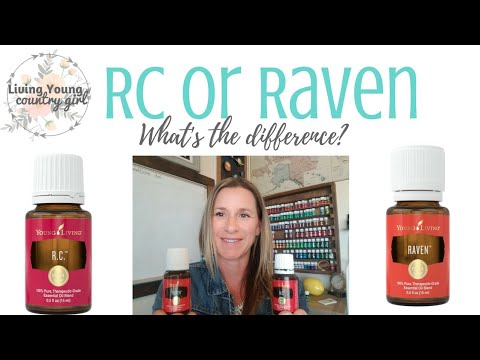 rc-&-raven-:-what's-the-diffrence???