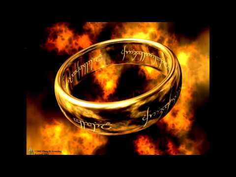 Of the Rings of Power and the Third Age-The Silmarillion Part 1 (ASMR)