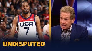 Team USA is a lock to win gold — Skip Bayless   NBA   UNDISPUTED