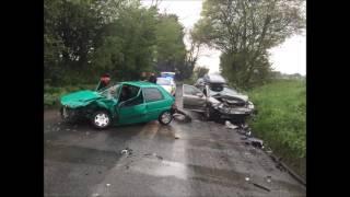 Car Crash Dashcam - Skoda Octavia vs Peugeot 106