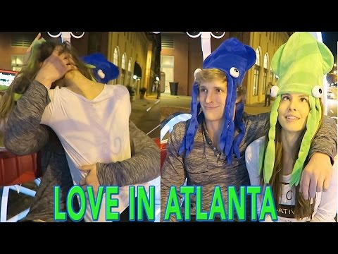 Thumbnail: CRAZY FIRST DATE | Logan Paul & Amanda Cerny