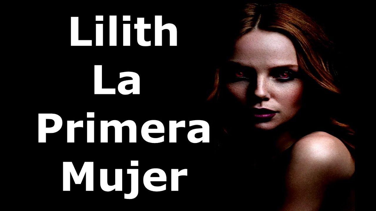 Lilith la Primera Mujer - Origen, Historia, Relato, Leyenda