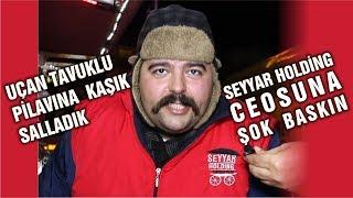 Seyyar Holding tavuklu Pilav keyfi