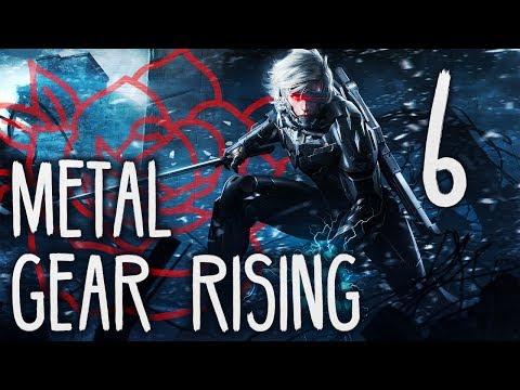 Metal Gear Rising: Revengeance [6] - Jack the Ripper