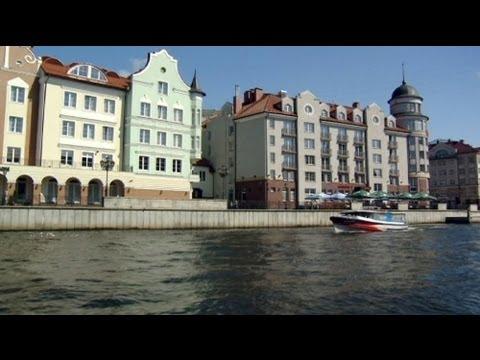 euronews Life - Kehribar kenti Kaliningrad'a yolculuk