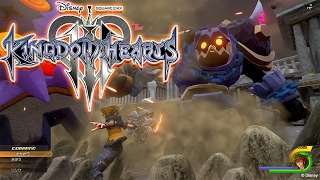 new kingdom hearts 3 image   new heartless and area