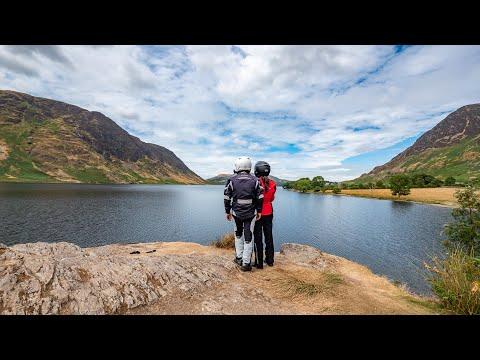 Film   Motorradreise Nord - England I Lake and Peak District I Yorkshire Dales I Motorcycle Journey