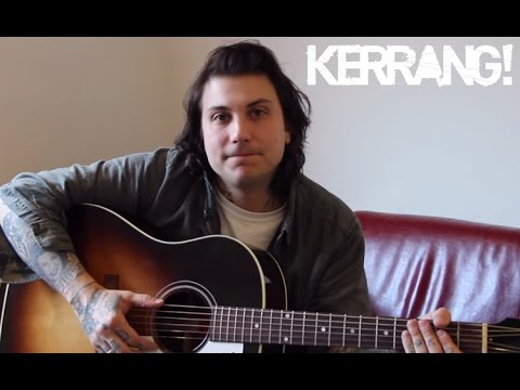 Kerrang! Hit The Deck Podcast: Songwriting Tips With Frank Iero