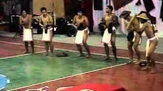 Benguet State University Cultural Dance 1 (Jan. 5, 2011)