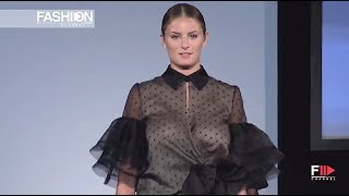 ELIZABETH WESSEL Montecarlo Fashion Week 2015 - Fashion Channel