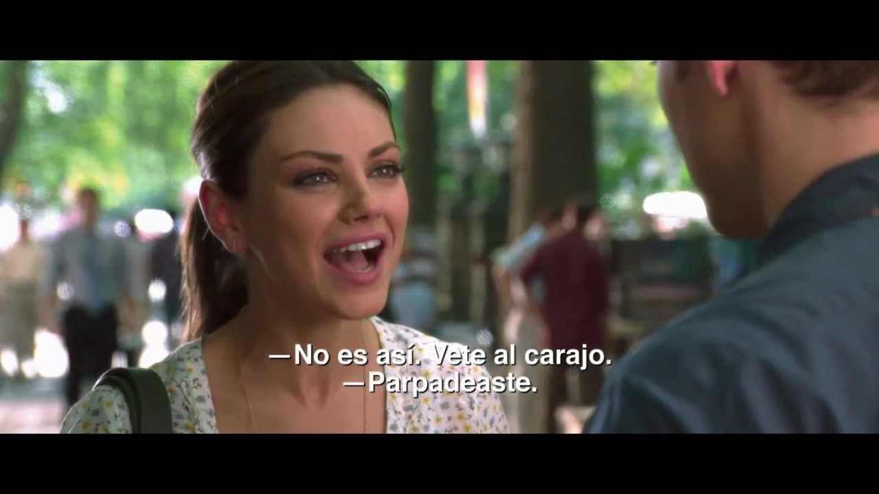 Amigos Con Beneficios Trailer Subtitulado Youtube