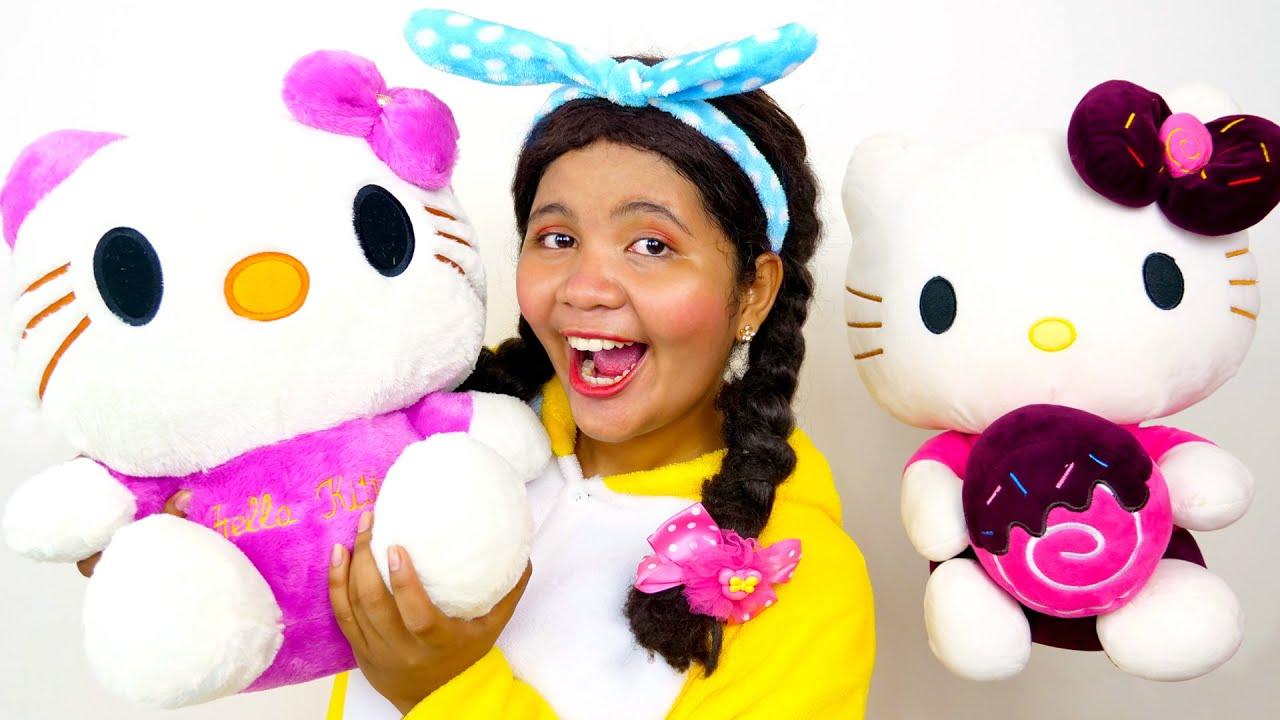 Three Little Kittens +More Nursery Rhymes Kids Songs by Johny FamilyShow