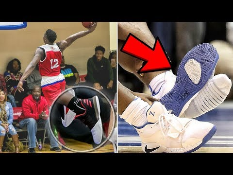 The Truth About Zion Williamson's Shoe Injury