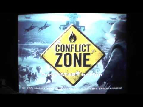 Let's Play: Conflict Zone (PS2)